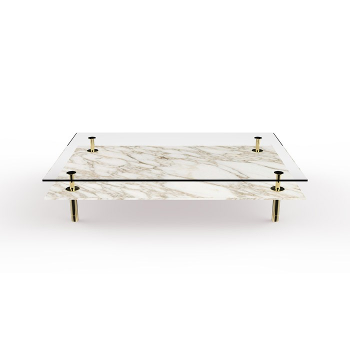 Legs  - Rectangular Coffee Table