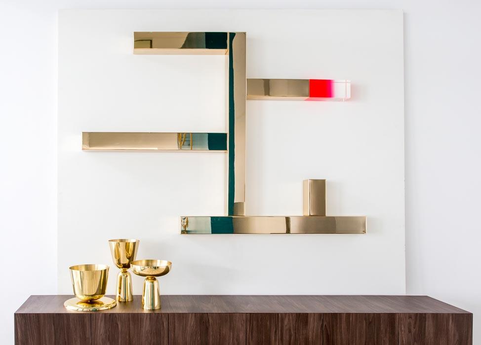 Frame Living Cabinet