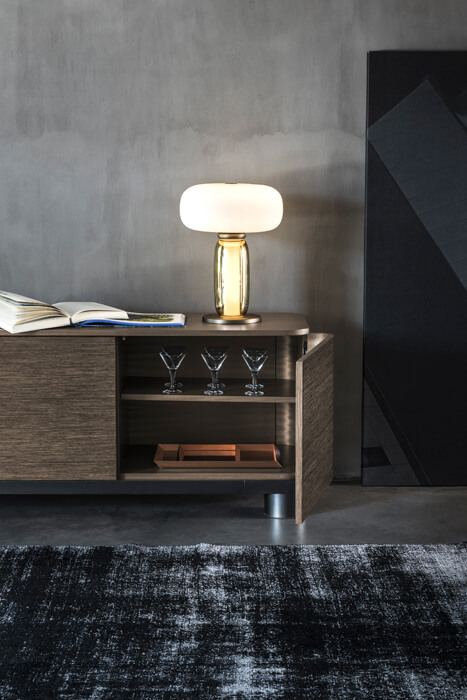 Bold Dining Cabinet