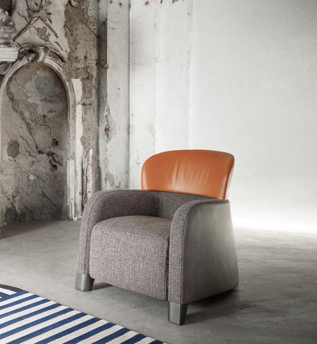 Bucket Lounge Chair