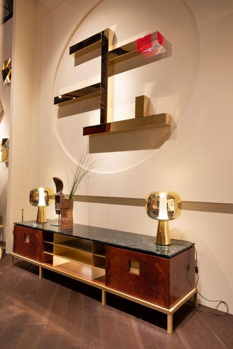 Zuan - Living Cabinet
