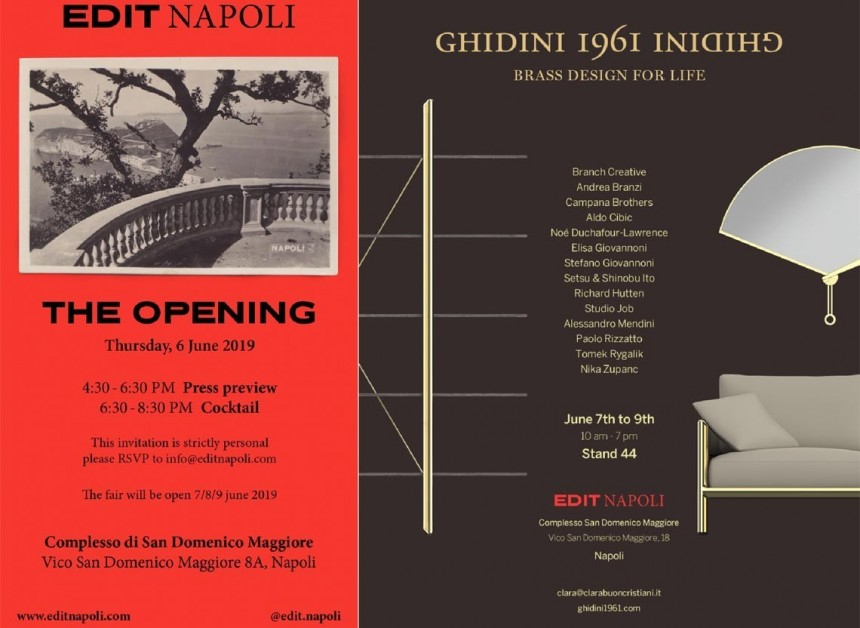 GHIDINI1961 all'Edit Napoli
