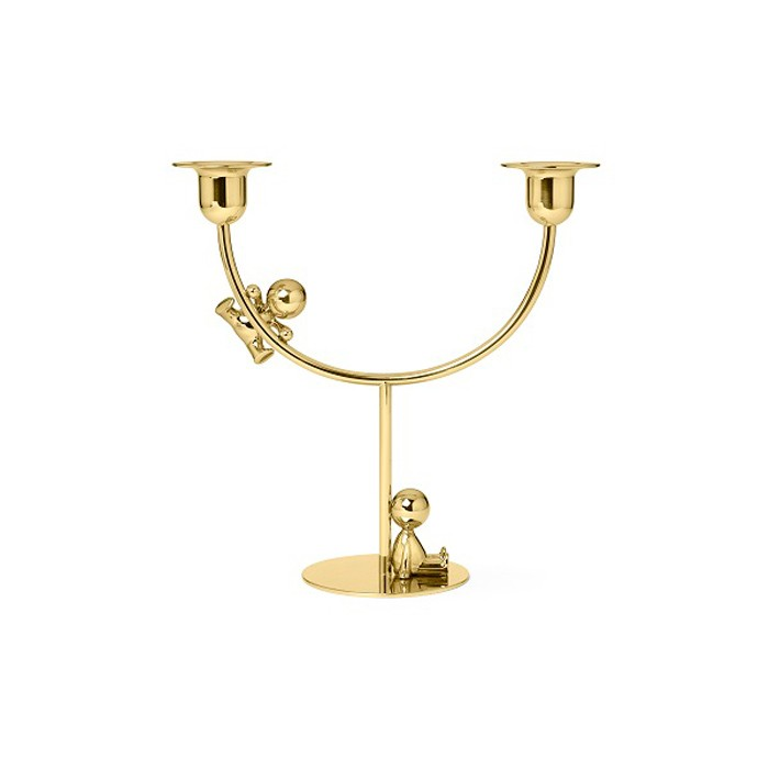 Omini - The Lazy Climber Candlestick